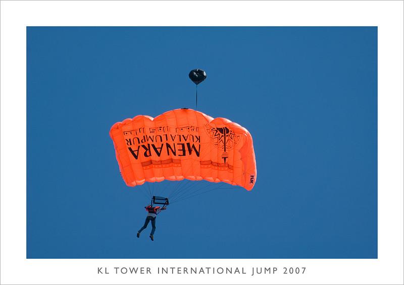 KL Tower International Jump 2007