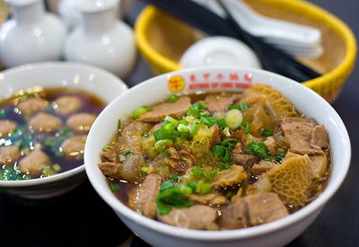 Tangkak Beef Noodle