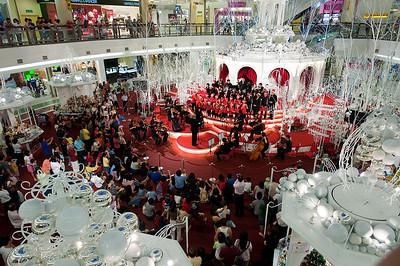 Christmas in Kuala Lumpur